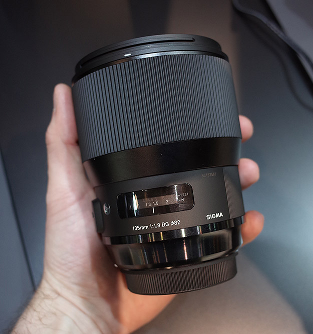 Sigma 135mm F 1 8 Art Lens Review The Sharpest Lens We