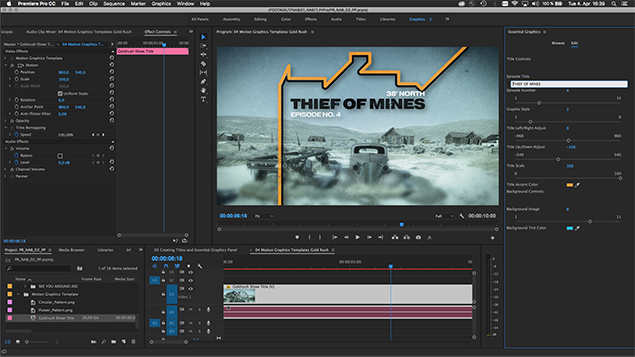 Adobe updates premiere after effects and others in for After effect motion graphics templates