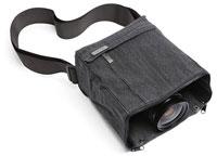 Cloak camera bag-logo