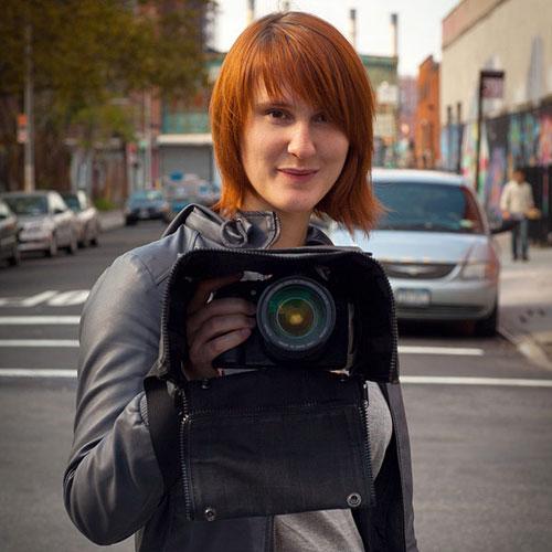 Cloak camera bag inuse2