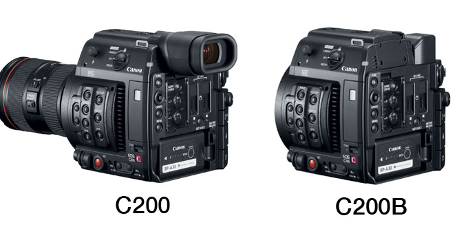 Canon announces C200 with 4Kp60 RAW, 14 stops dynamic range