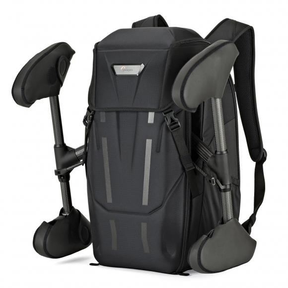 44158779009 Lowepro's answer is the DroneGuard Pro Inspire, a unique design that splays  the large Inspire wings outside of the backpack, which makes the bag  profile ...
