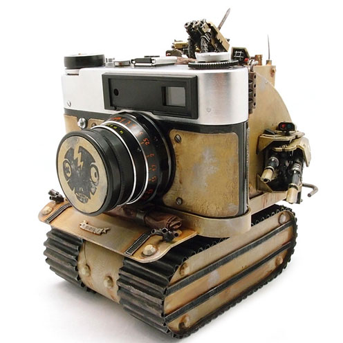 Tank-camera