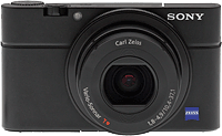 Sony Cyber-shot DSC-RX100 digital camera. Copyright © 2012, The Imaging Resource. All rights reserved.