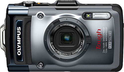 Olympus calls out the TG-1's f/2.0 max. aperture at wide angle as the kind of feature it intends to emphasise in future high-end compacts. Photo provided by Olympus. Click for a bigger picture!