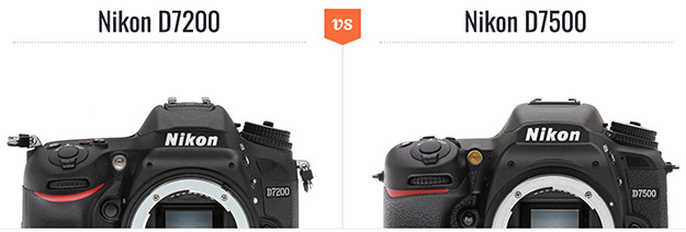 Nikon D7200 vs D7500: A tale of two top-of-the-line enthusiast cameras