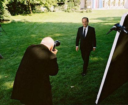 Hollande-beingshot