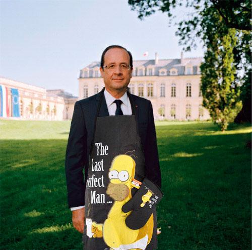 Hollande simpson