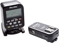 Phottix's Odin TTL wireless flash trigger for Nikon. Photo provided by Phottix.