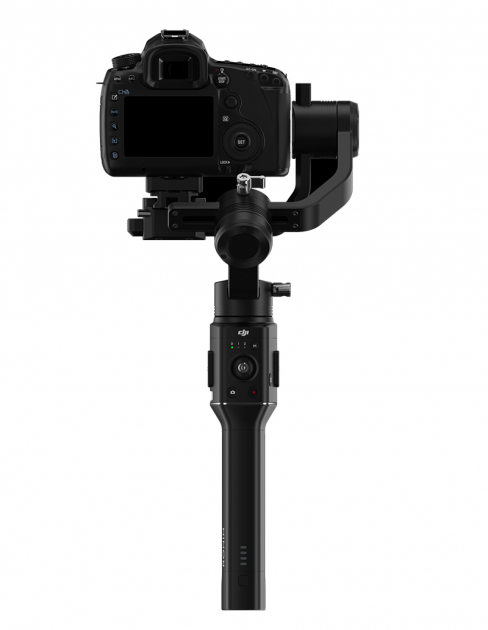 DJI announces two new compact gimbals: OSMO Mobile 2 & Ronin-S