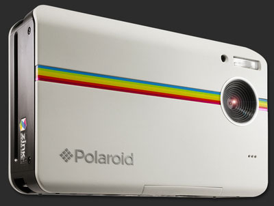 Polaroid-z2300-white