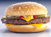 Hamburger-mcdonalds