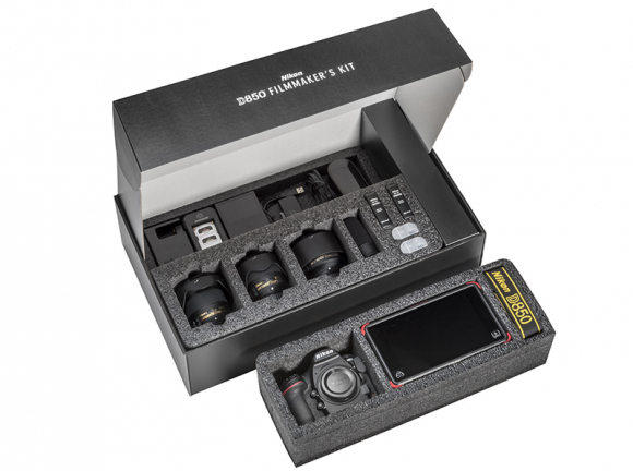 Nikon announces the D850 Filmmaking Kit that includes camera, lenses