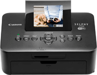 Canon's SELPHY CP900 compact photo printer. Photo provided by Canon.