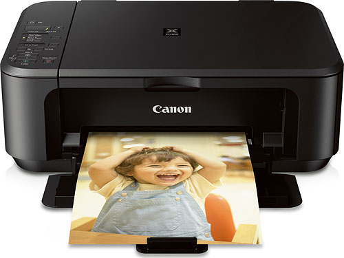 The MG2220 is the base model, with an entry-level price of US$70. Photo provided by Canon. Click for a bigger picture!