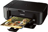 Canon's PIXMA MG3220 photo all-in-one. Photo provided by Canon.