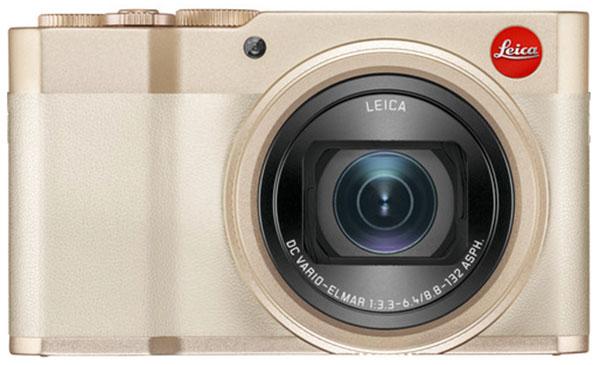 Leica announces premium C-Lux compact camera, essentially a luxury