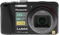 Panasonic Lumix DMC-ZS20 digital camera. Copyright © 2012, The Imaging Resource. All rights reserved.
