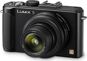 Panasonic's Lumix DMC-G7 digital camera. Photo provided by Panasonic. Click for a bigger picture!
