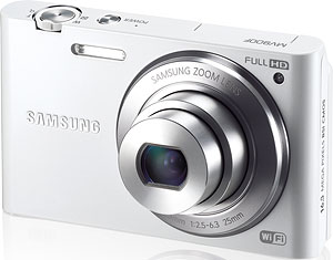Samsung's MV900F digital camera. Photo provided by Samsung. Click here for a bigger picture!