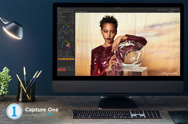 Capture One 12 Released Redesigned User Interface More