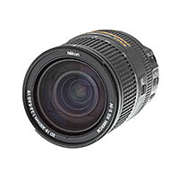 Nikon 18-300mm f/3.5-5.6 VRII lens. Copyright © 2012, The Imaging Resource. All rights reserved.