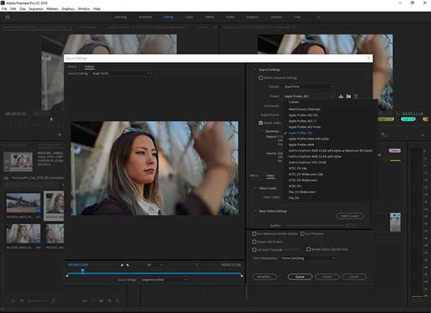 In surprise move, you can now export Apple ProRes from Premiere Pro