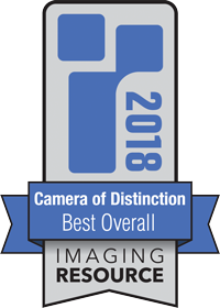 Imaging Resource Camera of the Year 2018: Best Overall