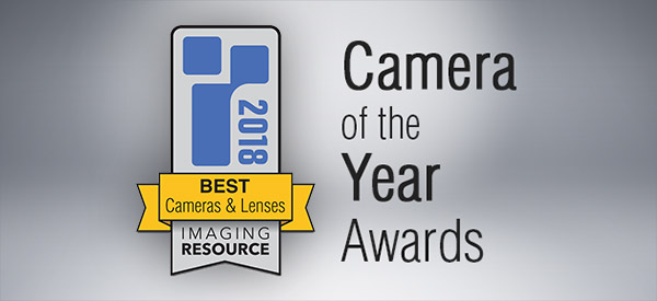 Imaging Resource Camera of the Year 2018: Best Premium Compact