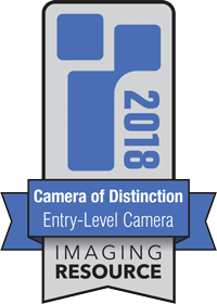 Imaging Resource Camera of the Year 2018: Best Premium