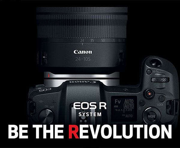 IR exclusive: Where's Canon going with the EOS R? Do they
