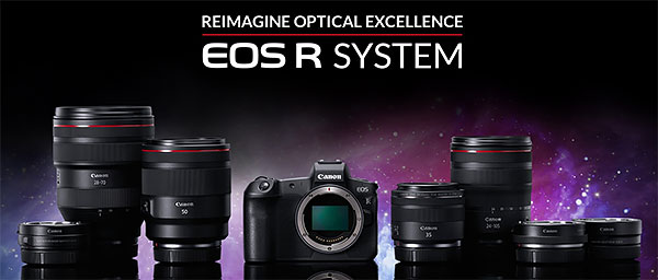 IR exclusive: Where's Canon going with the EOS R? Do they have a plan?