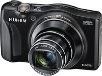 Fujifilm's FinePix F800EXR digital camera. Photo provided by Fujifilm. Click for our Fuji F800EXR preview!
