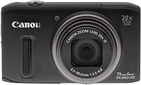 Canon PowerShot SX260 HS digital camera. Copyright © 2012, The Imaging Resource. All rights reserved.