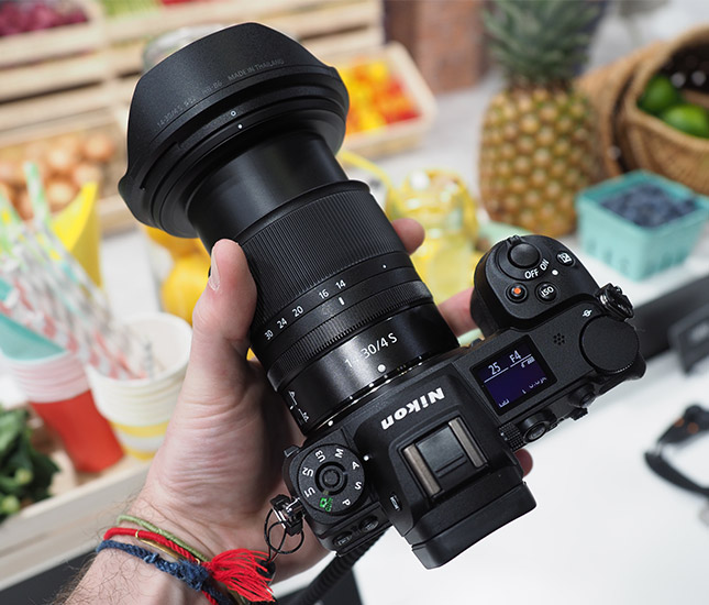 CP+ 2019: Hands-on with Nikon's new zoom lenses, and a peek