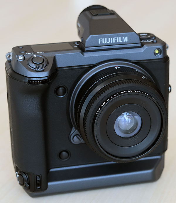 Is Fuji's AF the most advanced out there? Plus their coming