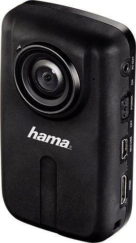 Hama's Daytour Action Camera. Photo provided by Hama Technics Handels GmbH. Click for a bigger picture!
