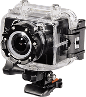 Hama's Star Action Camera. Photo provided by Hama Technics Handels GmbH.