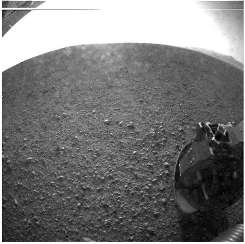 Mars-curiosity-image