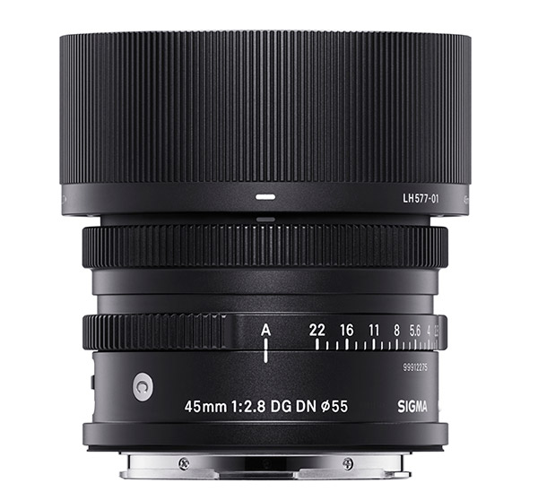 Sigma unveils three new full-frame mirrorless lenses, and