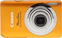 Canon PowerShot 100 HS digital camera. Copyright © 2011, The Imaging Resource. All rights reserved.