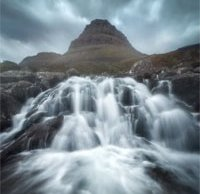 Photographing waterfalls in the Faroe Islands with Mads Peter Iversen