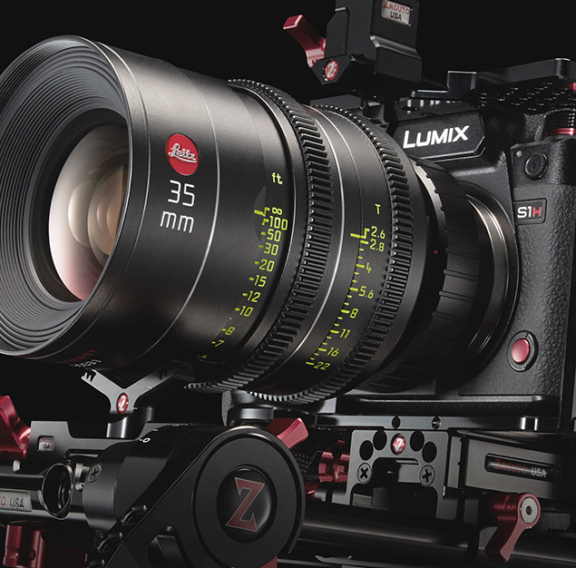 Meet The New King Of The Video Hill The Panasonic S1h Is