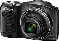 Nikon's Coolpix L610 digital camera. Photo provided by Nikon. Click for our Nikon L610 preview!