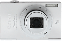 Canon PowerShot ELPH 520 HS digital camera. Copyright © 2012, The Imaging Resource. All rights reserved.
