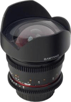 Samyang's T3.1 14mm ED AS IF UMC lens. Photo provided by Delta Co.