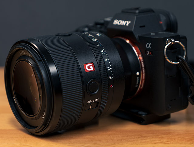 Sony FE 50mm f / 1.2 G Master Announcement: Actual Use of Sony's New High Speed Prime Lens