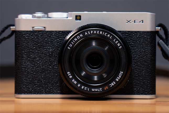 Fujifilm X-E4 Field Test: Compact, stylish and very capable APS-C camera