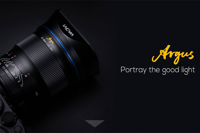 Venus announces first f/0.95 'Argus' lens, the 33mm f/0.95 CF APO for APS-C mirrorless cameras