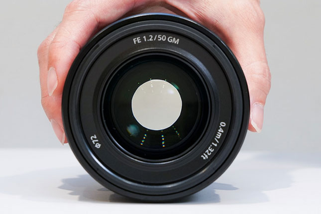 'Turning design vision into reality': Sony interviews its FE 50mm f/1.2 G Master development team